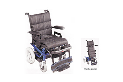 Power Wheel Chairs Manufacturers in India